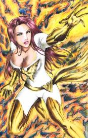 Phoenix Colored lowrez
