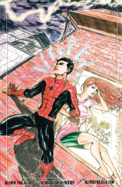 Spidey MJ Color Print lowrez