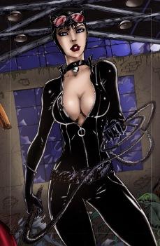 Catwoman Siren