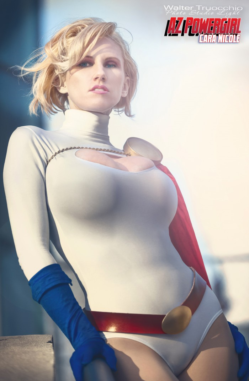 Consider, cara nicole power girl cosplay nude