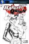Harley Sketch Cover 4