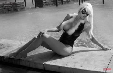 bikini black cat bw indiegogo lr